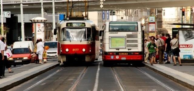 Sdružený tramvajový a autobusový pás – nový prvek místních komunikací