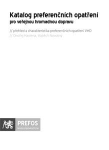 Katalog preferenčních opatření VHD