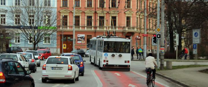 Preference veřejné dopravy v ČR – pomalé kroky k legislativním změnám