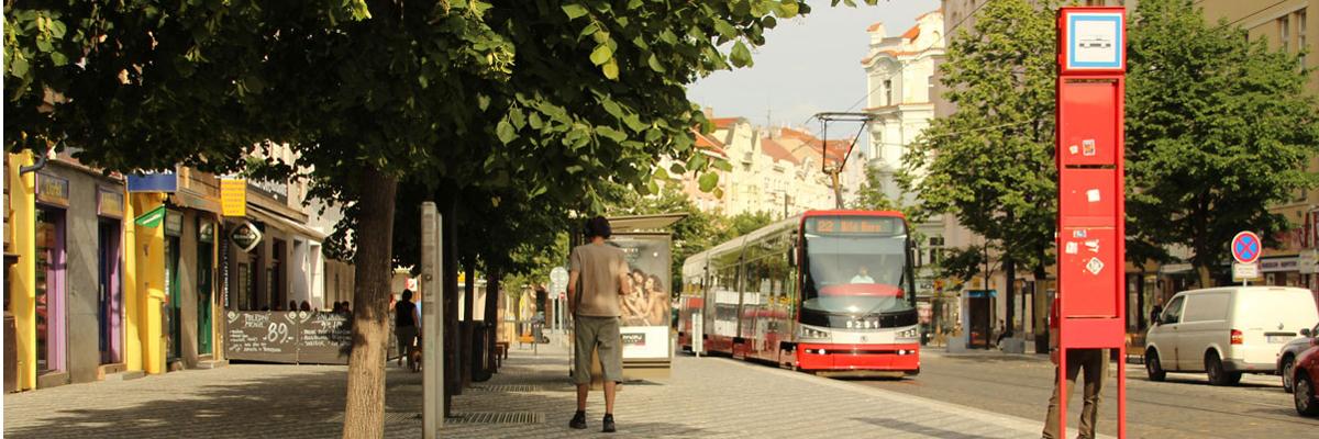 Proč preferovat veřejnou dopravu?